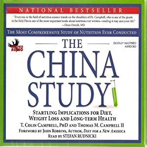 The China Study Audiobook