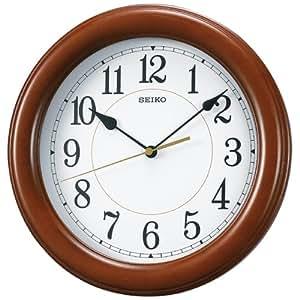 Seiko Clock Seiko Clock Wall Clock Quartz Crate Tea Kx603a Kitchen Dining