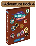 img - for Cambridge Reading Adventures Orange and Turquoise Bands Adventure Pack 4 with Parents Guide book / textbook / text book