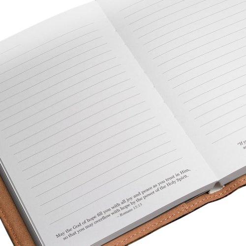 Journal - Khaki Croc - Faith