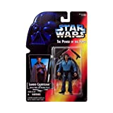Star Wars -The Power of the Force 69583 - Action Figur - Lando Calrissian (with Heavy Rifle and Blaster Pistol)