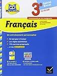 Fran�ais 3e Sp�cial brevet: cahier de...