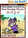 Start Reading Phonics 1.03 (m d g o)...