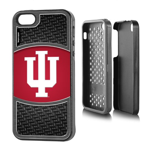 Indiana Hoosiers Iphone 5/5S Rugged Case Prime Ncaa