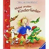 """Meine erste Kinderbibliothek: Meine ersten Kinderliedervon """"Volksgut"""""""