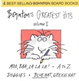 Sandra Boynton Boynton's Greatest Hits: volume I: Boxed Set (Boynton Board Books)