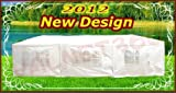 New 10 X 30 White Party Tent with Sidewalls, Outdoor Stuffs