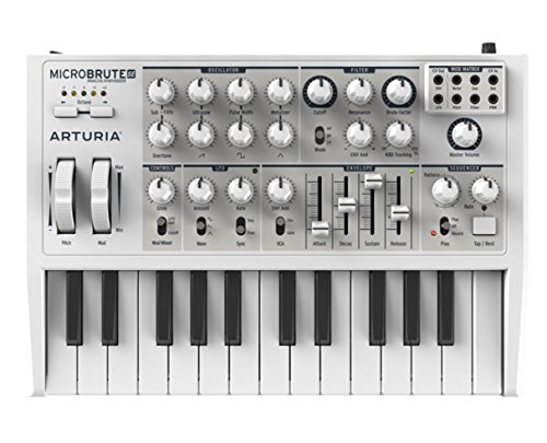 New Arturia Microbrute Se Limited Edition Analog Synthesizer