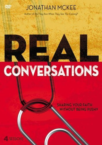 Cover art for  Real Conversations: A DVD Study: Sharing Your Faith Without Being Pushy
