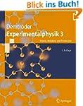 Experimentalphysik, Bd. 3. Atome, Mol...