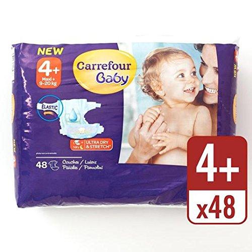 carrefour-bebe-ultra-seco-tamano-4-panales-paquete-esencial-48-por-paquete