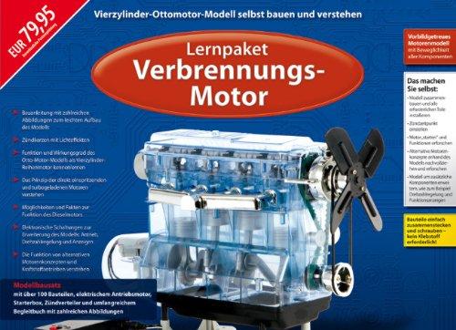 Lernpaket-Verbrennungsmotor-Vierzylinder-Ottomotor-Modell-bauen-und-verstehen
