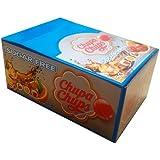 50 x Chupa Chups SUGAR FREE Lolly Assorted Flavours