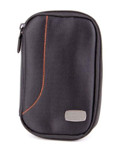 DURAGADGET Executive Hardwearing Professional Nylon HDD Hard Drive Sleeve For Iomega eGo Helium, Iomega eGo Encrypt Plus, Iomega eGo Encrypt Plus & Iomega eGo Blackbelt Mac, With Additional Internal Storage Pocket