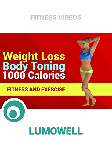 Weight Loss Body Toning 1000 Calories