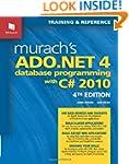 Murach's ADO.NET 4 Database Programmi...