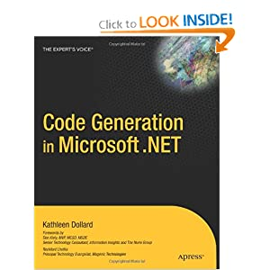 Maximo Kempf - Code Generation in Microsoft  NET online