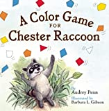 A Color Game for Chester Raccoon