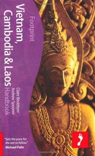 Claire Boobbyer, Andrew Spooner'sVietnam, Cambodia & Laos Handbook, 3rd: Travel guide to Vietnam, Cambodia & Laos (Footprint - Handbooks) [Hardcover](2011)