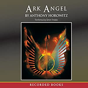 Ark Angel Audiobook