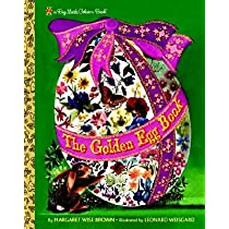 The Golden Egg Book   [GOLDEN EGG BK] [Hardcover]
