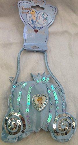 Disney Princess Cinderella Carriage Girl Purse Handbag Bag (Snow White Apple Bag)