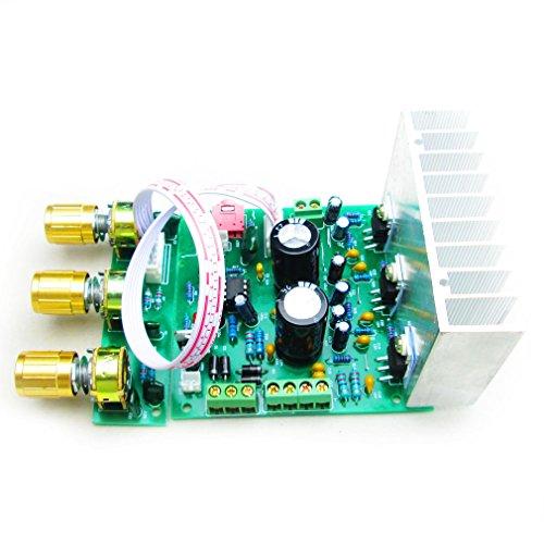 Tda2030A 2.1 3 Channel Subwoofer Amplifier Board Tda2030 Subwoofer