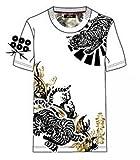 戦国BASARA 真田幸村 Tシャツ オフホワイト サイズ:M
