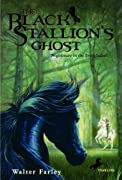 The Black Stallion's Ghost by Walter Farley cover image