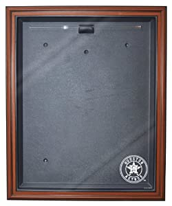 MLB Houston Astros Cabinet Style Jersey Display by Caseworks