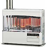 コロナ FF式石油温風機 石油ファンヒーター ポット式輻射 角型 Bシリーズ RV-70BES-W