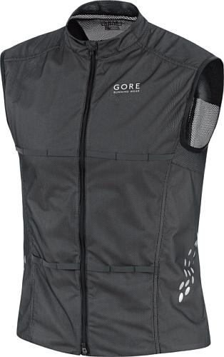 Gore Magnitude Windstopper Running Wear Men's/Unisex Sleeveless Jacket Active Shell