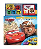 img - for Disney Pixar Cars 2 Movie Theater: Storybook & Movie Projector book / textbook / text book