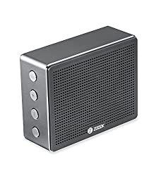 Zoook Rocker Chrome Metal Bluetooth speaker with TF