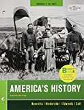 img - for Loose-leaf Version for America's History, Volume I book / textbook / text book