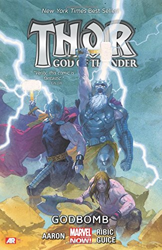 Thor: God of Thunder Volume 2: Godbomb (Marvel Now) (Thor (Graphic Novels)) (Thor The God Butcher compare prices)