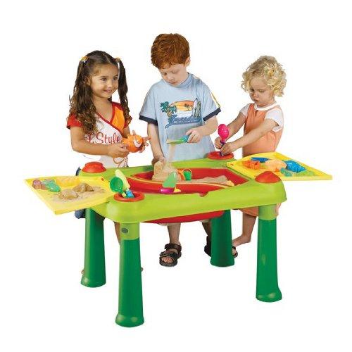 Keter-17184058-Kinder-Spieltisch-Sand-and-Water