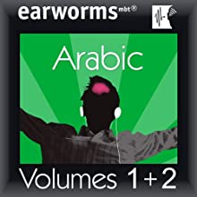 Rapid Arabic: Volumes 1 & 2  by  earworms Learning Narrated by Marlon Lodge