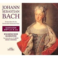Tonet, ihr Pauken! Erschallet, Trompeten!, BWV 214: Recitative: Unsre Konigin im Lande (Alto)