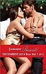 Harlequin Presents December 2014 - Bo...