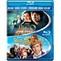 Hugo/ Willy Wonka & the Chocolate Factory (DBFE) [Blu-ray] (Bilingual)