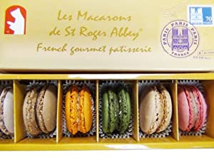 Paris Notre Dame French Macarons