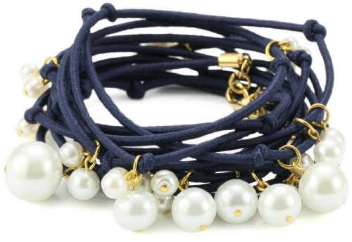 Accessories & Beyond Elastic Wrap-Around Bracelet