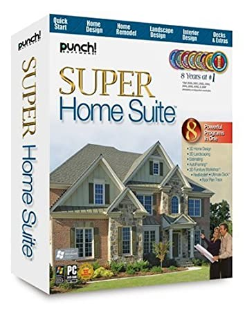 PUNCH! SUPER HOME SUITE