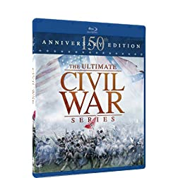 Ultimate Civil War Series - 150th Anniversary Edition [Blu-ray]