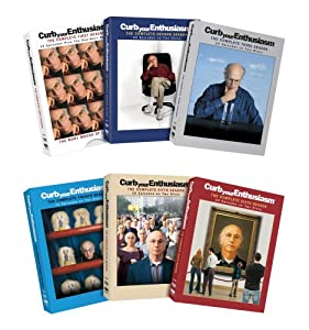 Curb Your Enthusiasm: The Complete Seasons 1-6