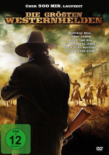 Die größten Westernhelden [2 DVDs]