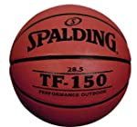 Spalding TF-150 Outdoor Basketball, 2...