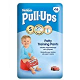 Huggies Pull-Ups Potty Training Pants for Boys Size 4 Small 8-15kg (16)