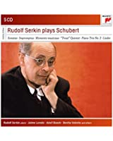 Rudolf Serkin plays Schubert